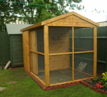 Ten Oaks Ltd - Bird Enclosures