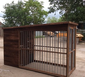 Ten Oaks Ltd - Dog Enclosures