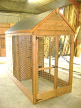 Ten Oaks Ltd - Bespoke Dog Kennel